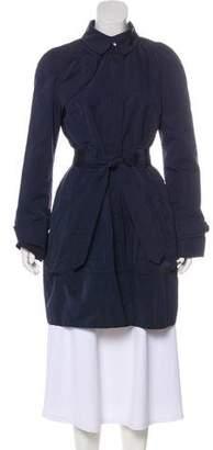 Nina Ricci Knee-Length Trench Coat