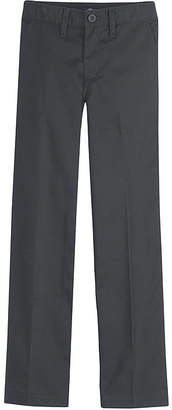 Dickies Slim-Fit Straight Leg Twill Pants - Boys 8-20