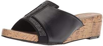SoftStyle Soft Style by Hush Puppies Women's Omber Wedge Sandal