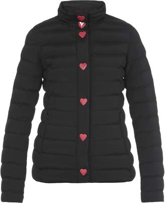 Love Moschino Quilted Padded Jacket