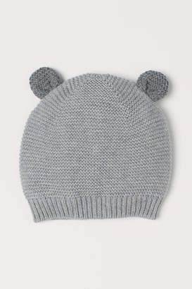 H&M Garter-stitch