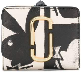 Marc Jacobs Playboy mini compact wallet