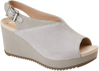 Vionic Adjustable Backstrap Wedges - Trixie