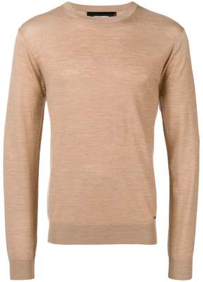 DSQUARED2 classic crew neck jumper