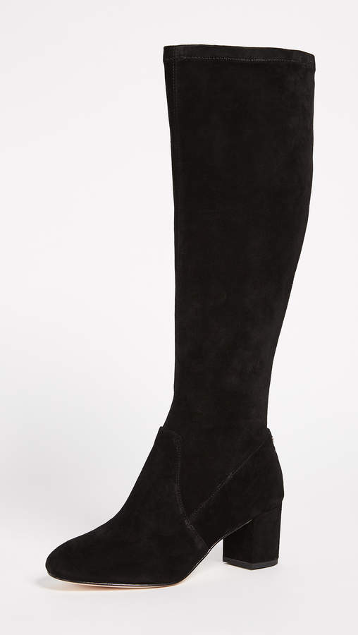 Kate Spade New York Leanne Stretch Knee High Boots