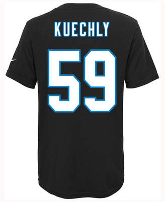 Nike Luke Kuechly Carolina Panthers Pride Player T-Shirt, Big Boys (8-20)