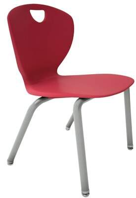 "Scholar Craft Thrive Stack 32"" Plastic Classroom Chair Scholar Craft"