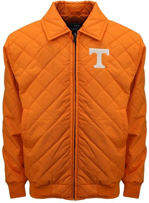 Adult Franchise Club Tennessee Volunteers Clima Full-Zip Jacket