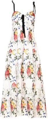 DESERT MANNEQUIN x N-DUO Long dresses