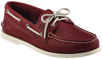 Sperry AO Two-Eye Leather Boat Shoes
