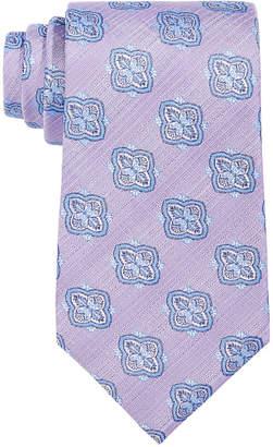 Tasso Elba Men's Medallion Tie, Created for Macy's