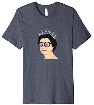 Funny Queen Elizabeth United Kingdom T-Shirt