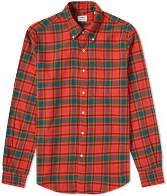 Aspesi Robert Checked Shirt