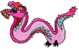 Dragon Optical Valley Cruise Press Chinese Patch