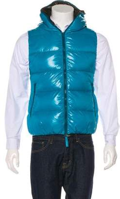 Duvetica Down Hooded Gilet