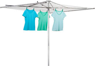 Honey-Can-Do 210-Foot Outdoor Umbrella Drying Rack