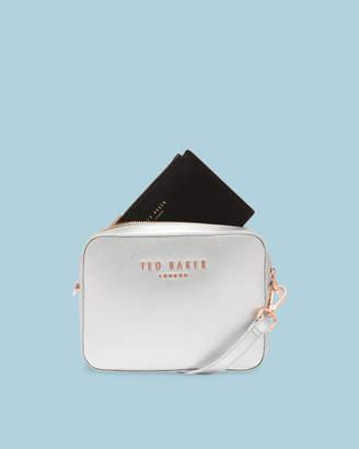 Ted Baker EMILII Leather cross body bag