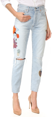Citizens of Humanity Liya High Rise Jeans $328 thestylecure.com