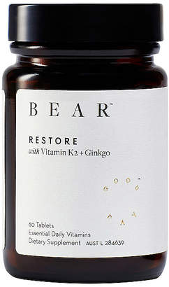 Gingko International BEAR Restore with Vitamin K2 + For Energy