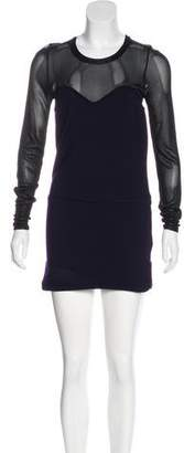 Isabel Marant Wool-Blend Dress