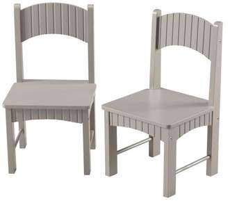 Linon Home Décor Henry Chairs, Set of 2