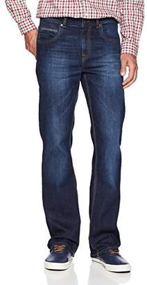 Comfort Denim Outfitters Men's Boot Cut Fit Jeans - Spring Summer 34Wx34L10