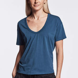 James Perse FEATHERWEIGHT JERSEY T-SHIRT