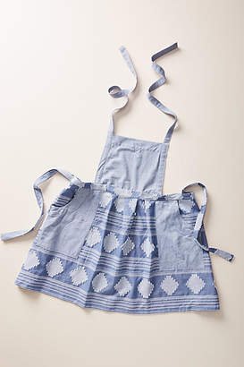 Anthropologie Tallulah Apron