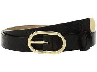 MICHAEL Michael Kors 20 mm (3/4) Metallic Belt