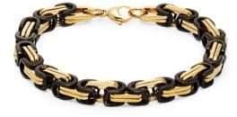 Jean Claude Two-Tone Chain Bracelet