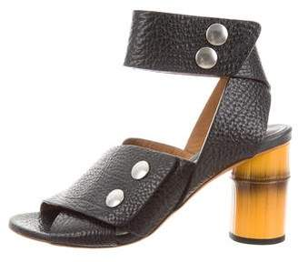 Acne Studios Pica Crossover Sandals