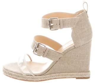 Ritch Erani NYFC Woven Wedge Sandals w/ Tags