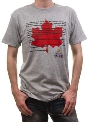 "Joe's Jeans Calhoun Molson Canadian Rant"" T-Shirt"