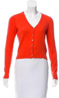 Tory Burch Cashmere Cropped Cardigan