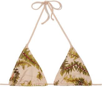 Cali Dreaming Seamed Aries Bikini Top