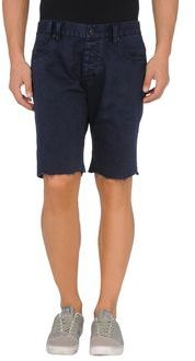 0051 Insight Denim bermudas