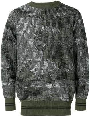 Diesel Black Gold Kipsilon sweatshirt