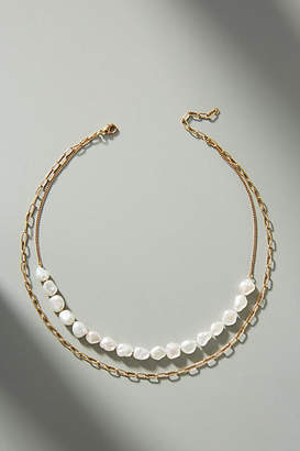 Anthropologie Marlena Layered Necklace