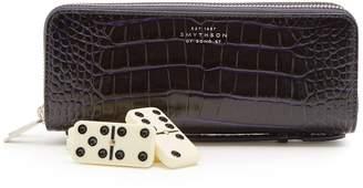 Smythson Mara leather dominoes set
