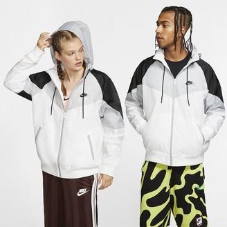 Nike Hooded Jacket Sportswear Windrunner