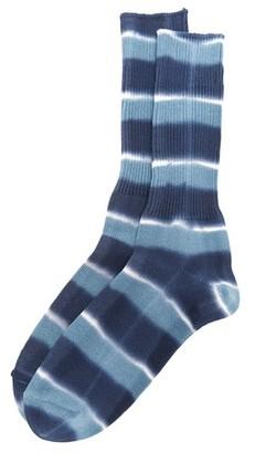 Anonymous Ism Stripe Crew Socks $32 thestylecure.com