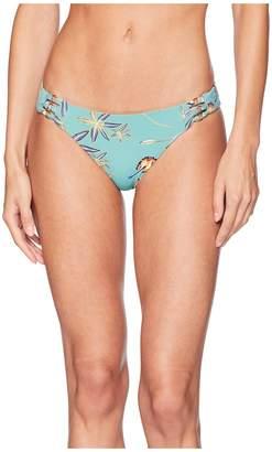 Roxy Printed Softly Love Full Bottoms Women's Swimwear