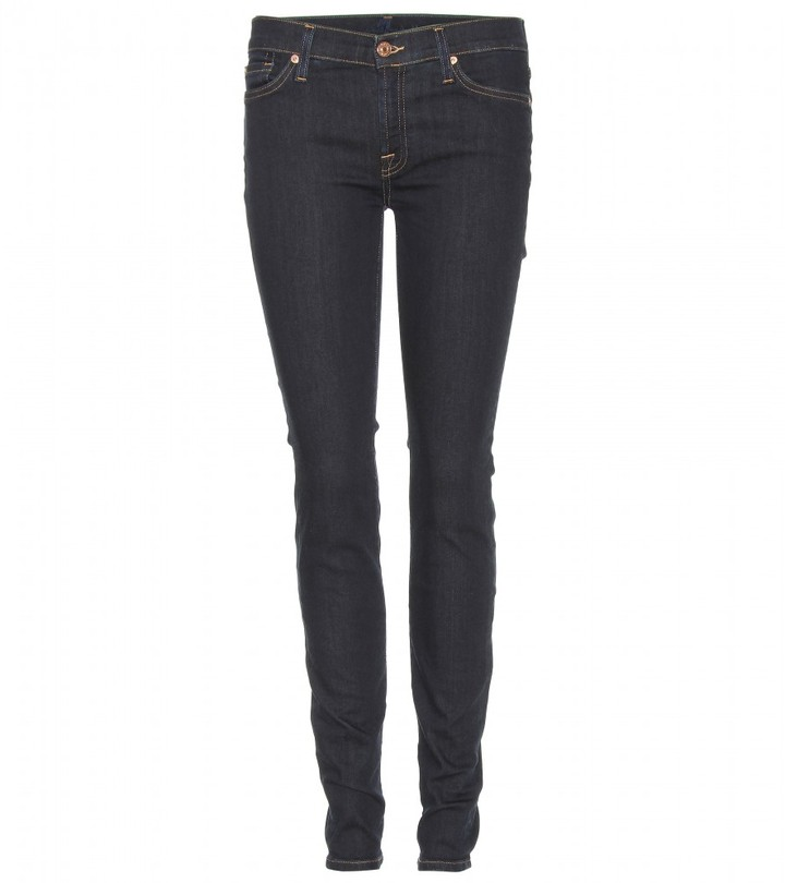7 For All Mankind Seven jean slim the skinny