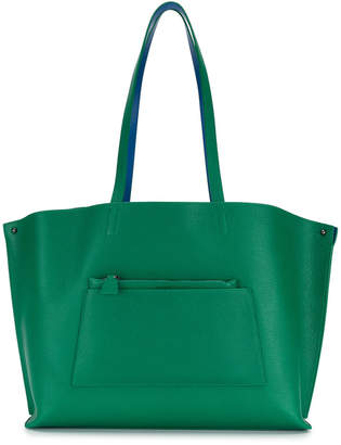 Akris oversized shopper