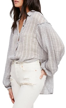 Women's Free People Headed To The Highlands Blouse $98 thestylecure.com