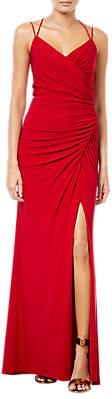 Jersey Dress, Cardinal Red