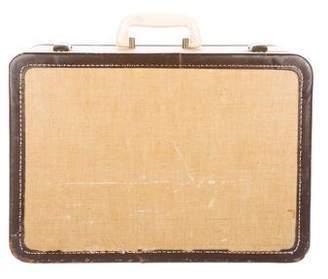 Antique-Style Suitcase