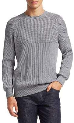 Brunello Cucinelli Cotton Fisherman Sweater