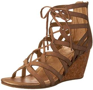 Kenneth Cole REACTION Women's Cake Pop Wedge Sandal $25.81 thestylecure.com