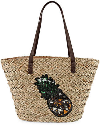 Asstd National Brand Pineapple Tote Bag